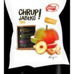 Paluszki, chipsy ziemniaczane i orzeszki podmieniamy trzeszczącymi, opalanymi chipsami owocowymi a jarskimi.