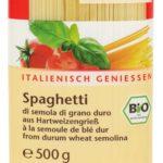 Makaron Spaghetti BIO marki LaSelva – włoskie przysmaki na naszym stole
