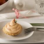 Przepis na tartaletki z kremem łososiowym