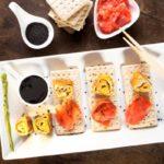 Przygotuj japoński rolowany omlet Tamagoyaki