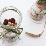 Przepis na domowe musli witaminowe z jagodami goji i wiśniami