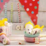 Lody jogurtowo-wiśniowe z Mlekoduszkami